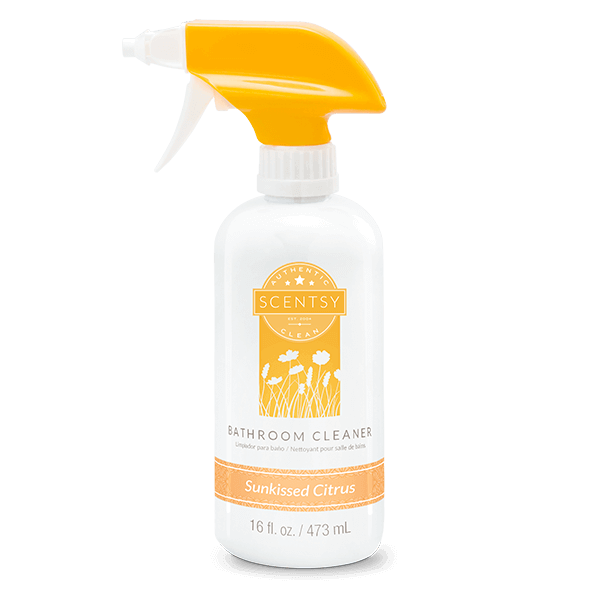 SUNKISSED CITRUS SCENTSY BATHROOM CLEANER | NEW! SUNKISSED CITRUS SCENTSY BATHROOM CLEANER | Shop Scentsy | Incandescent.Scentsy.us