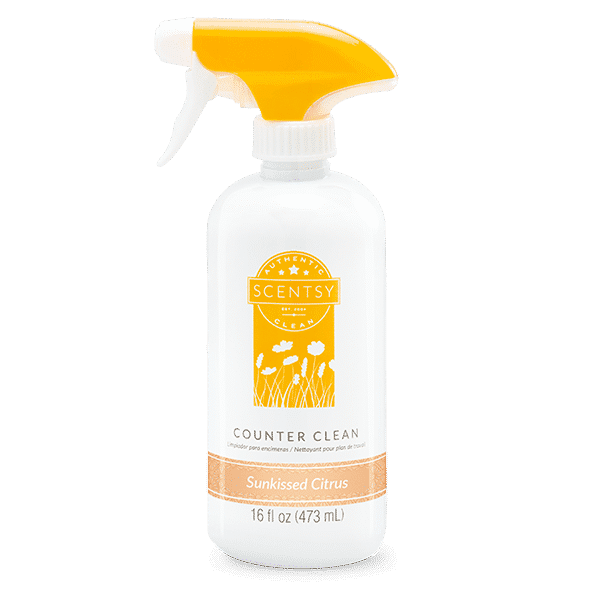SUNKISSED CITRUS SCENTSY COUNTER CLEAN   SUNKISSED CITRUS SCENTSY COUNTER CLEAN   Shop Scentsy   Incandescent.Scentsy.us