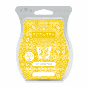 NEW! Sun Soaked Petals Scentsy Bar | Shop Scentsy | Incandescent.Scentsy.us