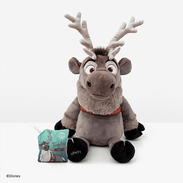 SVEN SCENTSY BUDDY AND PAK 1