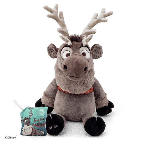 SVEN SCENTSY BUDDY WITH SCENT PAK
