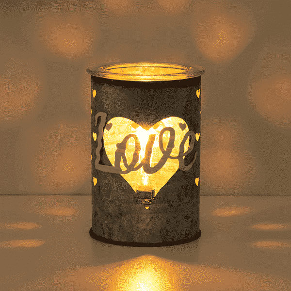 SWEET LOVE SCENTSY WARMER GLOW