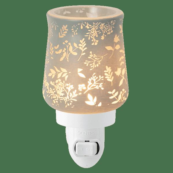 Sage Advice Mini Scentsy Warmer Light