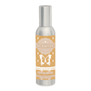 Salted Caramel Toffee Scentsy Room Spray