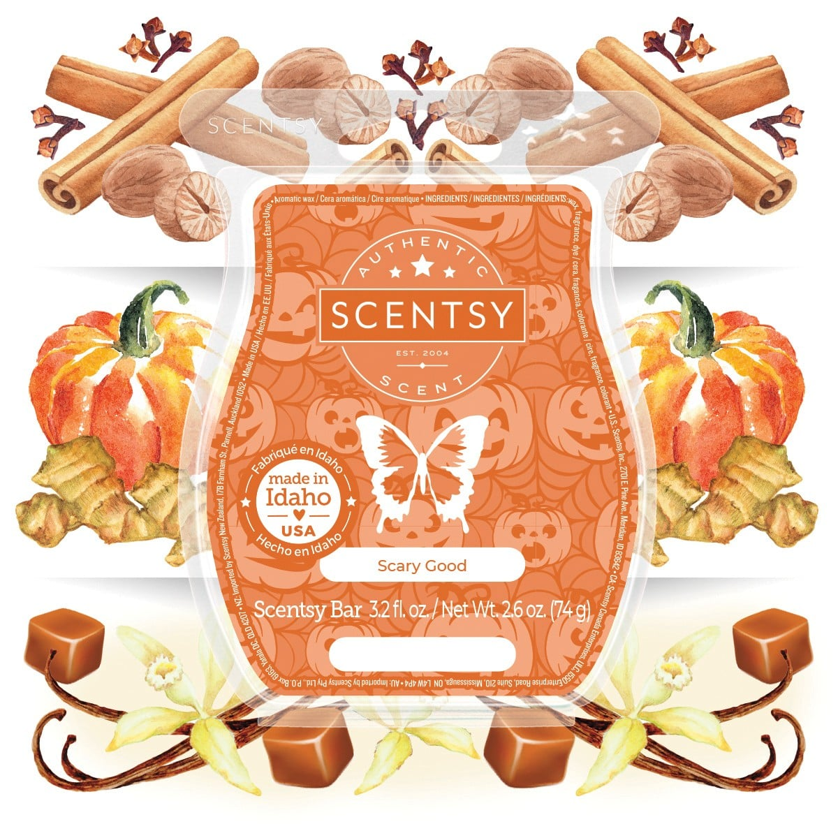 Scary Good Time Scentsy Fragrance 1 1