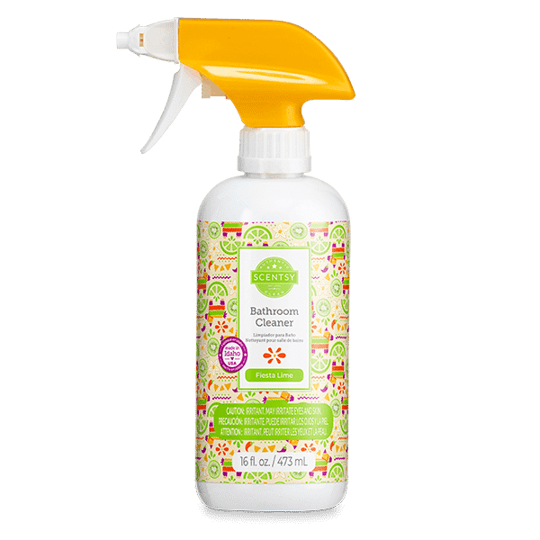 Scentsy Bathroom Cleaner 4