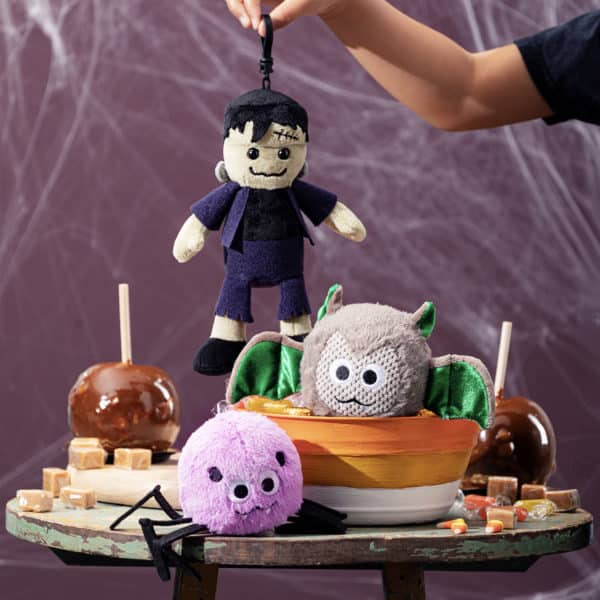 Scentsy Bitty Buddies Clips Harvest Collection | NEW! Bat Scentsy Bitty Buddy + Caramel Apple Craze | Incandescent.Scentsy.us