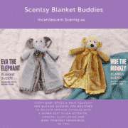 SCENTSY BLANKET BUDDIES