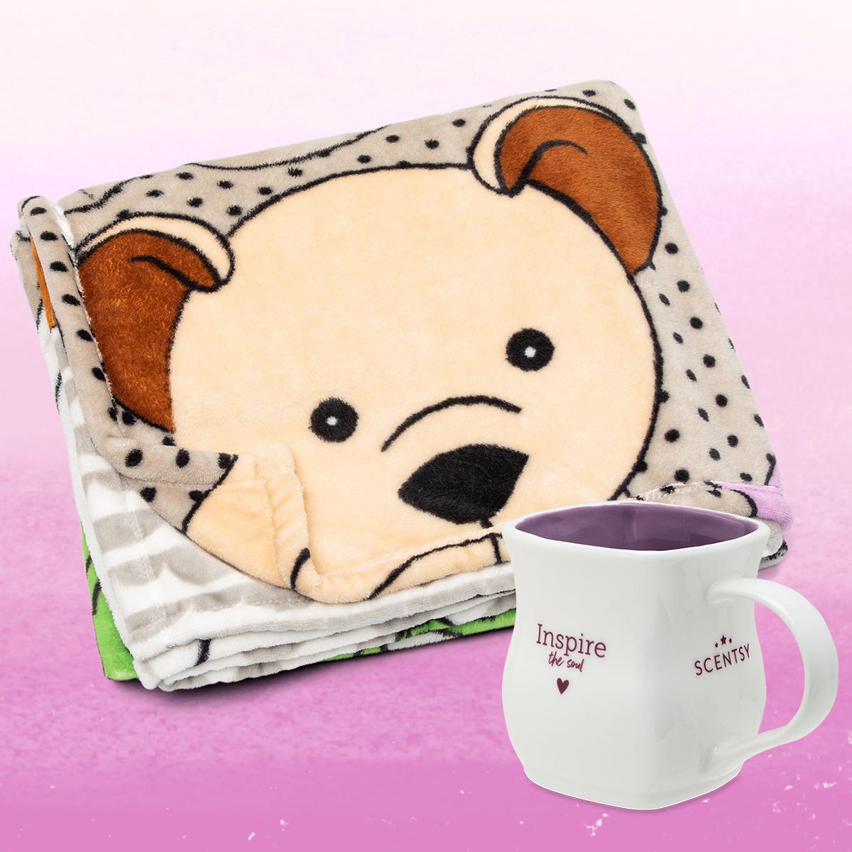 Scentsy Blanket Mug October