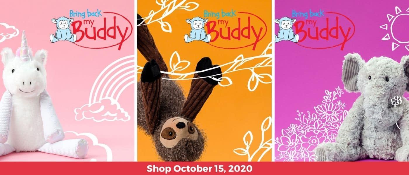Scentsy Bring Back My Buddy Shop October 15 2020