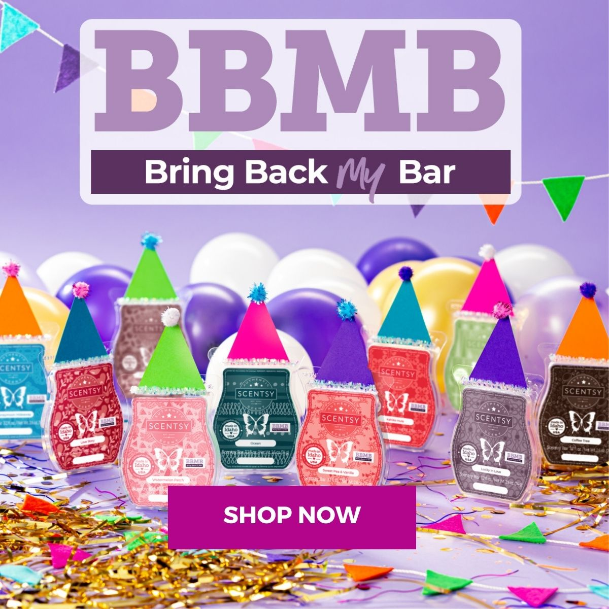 Scentsy Bring Back my Bar Summer 2021 | Shop Now