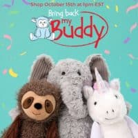Scentsy Bring Back my Buddy Shop October 12th at 1pm EST 1
