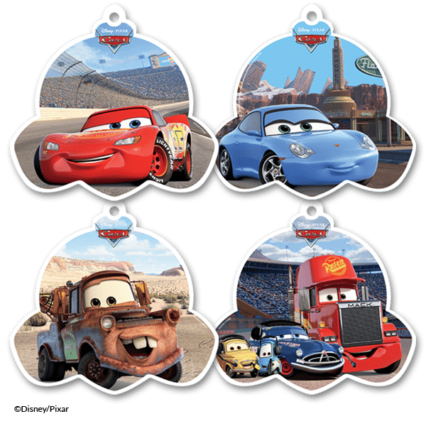 Scentsy Cars Scent Circles | Cars Radiator Springs Scentsy Scent Circles | Disney Pixar Cars