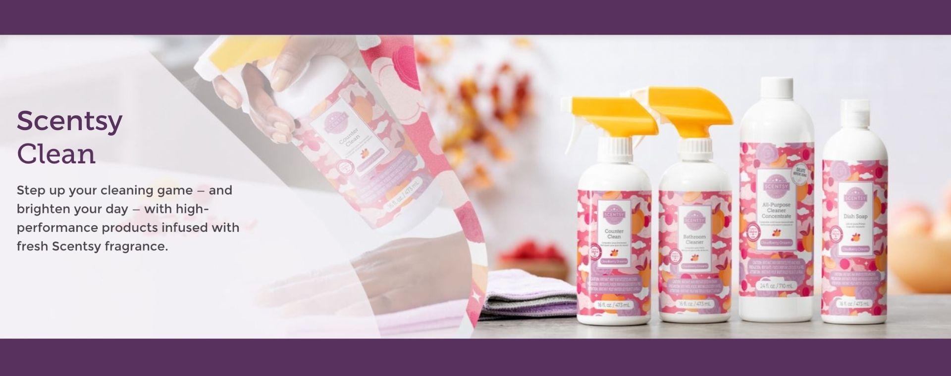 Scentsy Clean Fall 2021