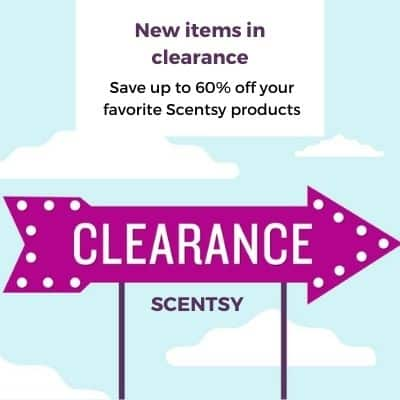 Scentsy Clearance Sale September 2021 Shop Now Scentsy 400X400