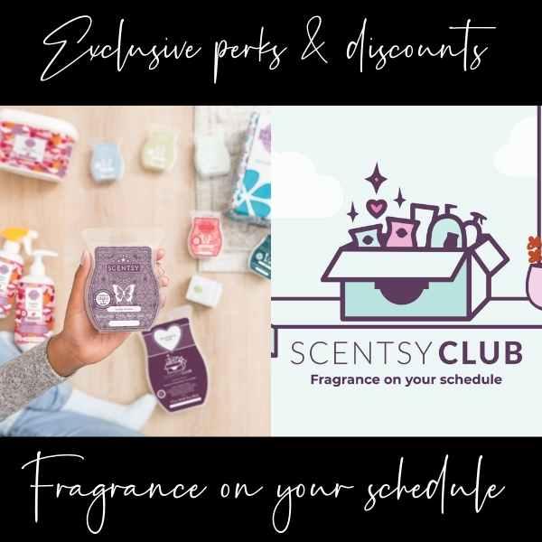 Scentsy Club Incandescent