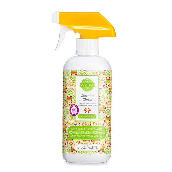 Scentsy Counter Clean 4