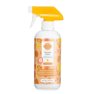 Scentsy Counter Clean 8 | SUNKISSED CITRUS SCENTSY COUNTER CLEAN | Shop Scentsy | Incandescent.Scentsy.us