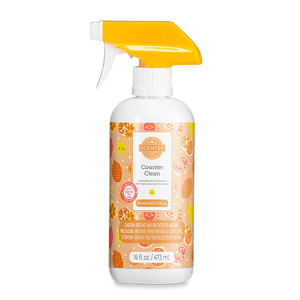 Scentsy Counter Clean 8