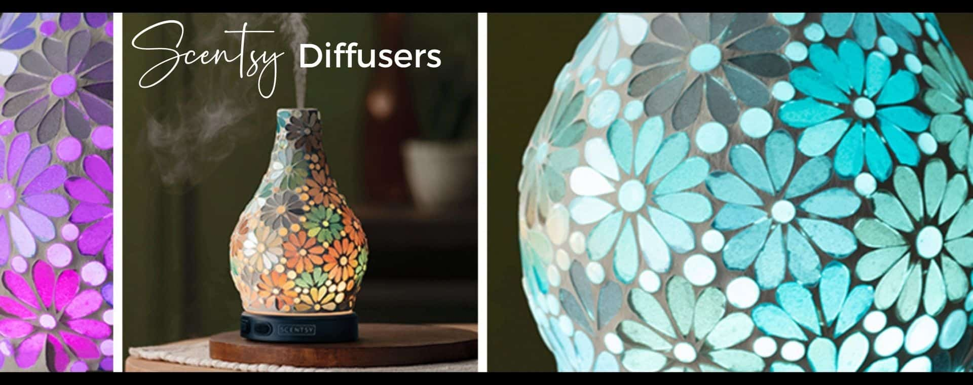 Scentsy Diffusers Fall 2021 1