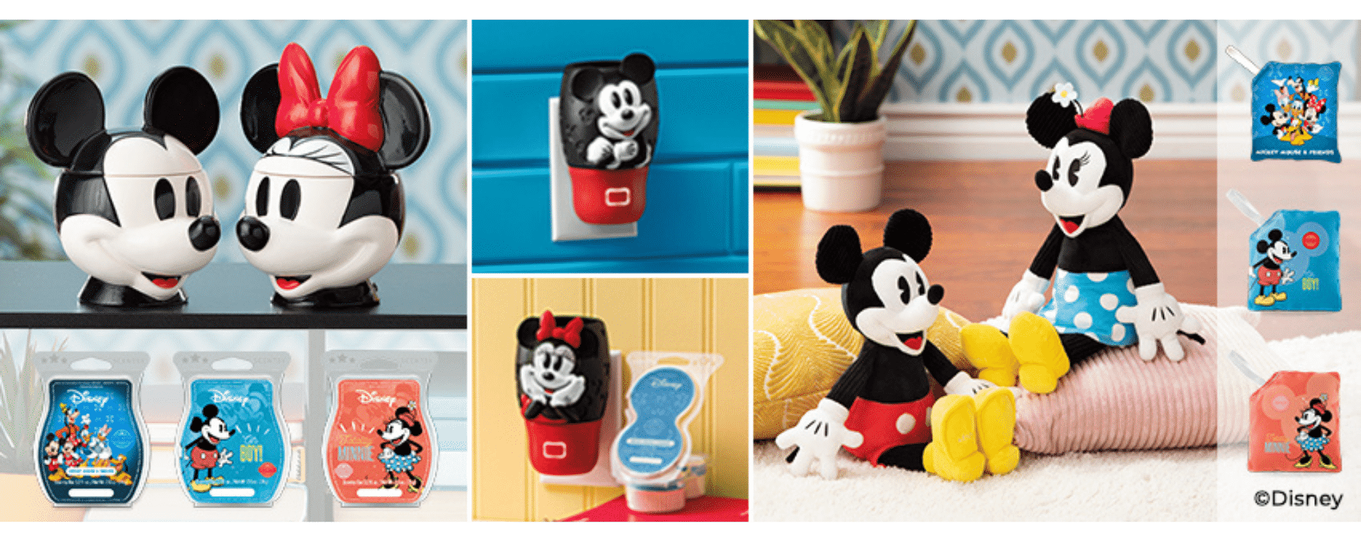 Scentsy Disney Collection Banner   The Disney Collection From Scentsy   New Fall 2021 Products