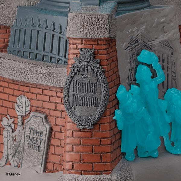 Scentsy Disney Haunted Manion Warmer 05 1   Disney The Haunted Mansion Scentsy Warmer