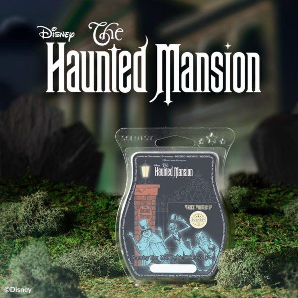 Scentsy Disney Haunted Manion Warmer 3 1   Disney The Haunted Mansion Scentsy Bar   Three Thumbs Up