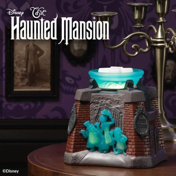 Scentsy Disney Haunted Manion Warmer 4 1   Disney The Haunted Mansion Scentsy Warmer
