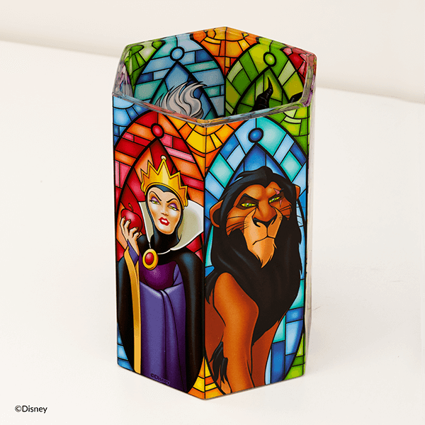 Scentsy Disney Villains All the Rage Warmer 08 | Disney Villains All the Rage Scentsy Warmer 2021 | Incandescent.Scentsy.us