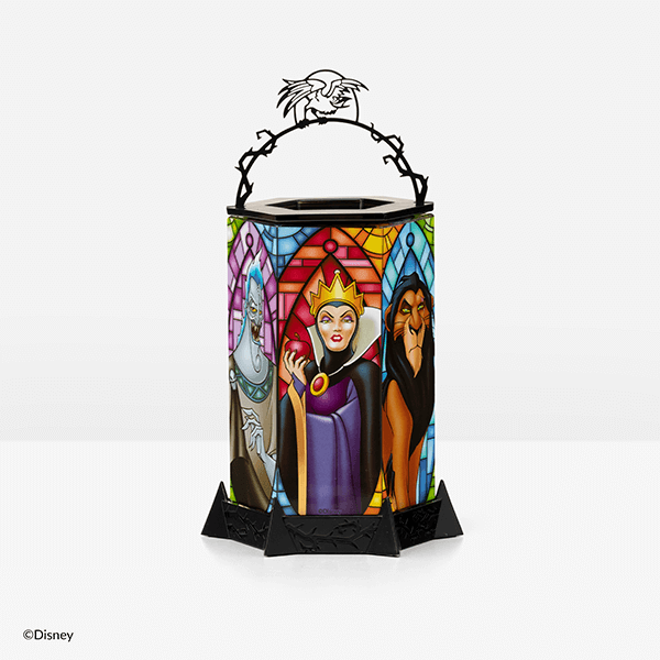 Scentsy Disney Villains All the Rage Warmer 09 | Disney Villains All the Rage Scentsy Warmer 2021 | Incandescent.Scentsy.us