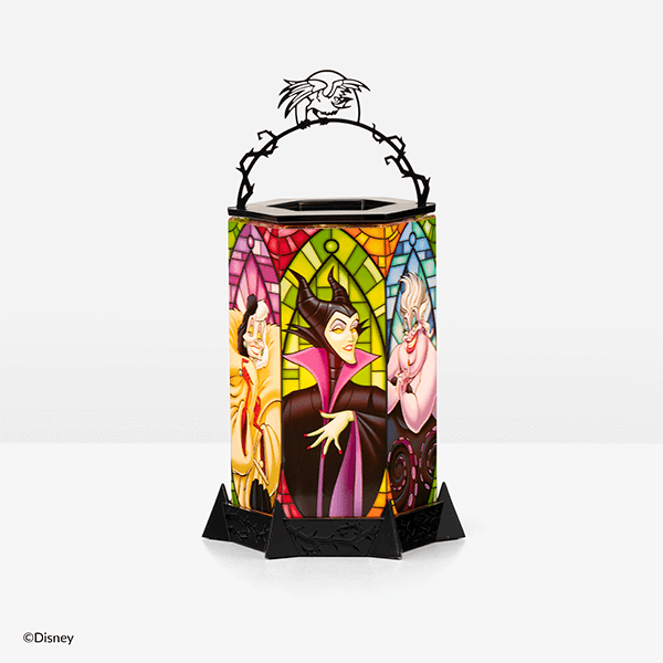Scentsy Disney Villains All the Rage Warmer 10 | Disney Villains All the Rage Scentsy Warmer 2021 | Incandescent.Scentsy.us