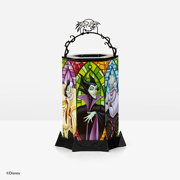 Scentsy Disney Villains All the Rage Warmer 12 | Disney Villains All the Rage Scentsy Warmer 2021 | Incandescent.Scentsy.us