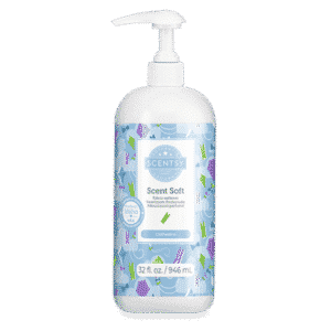 Scentsy Fabric Softener 04 | Clothesline Scentsy Scent Soft