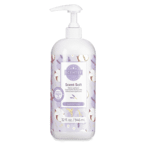 Scentsy Fabric Softener 07 | Lavender Cotton Scentsy Scent Soft