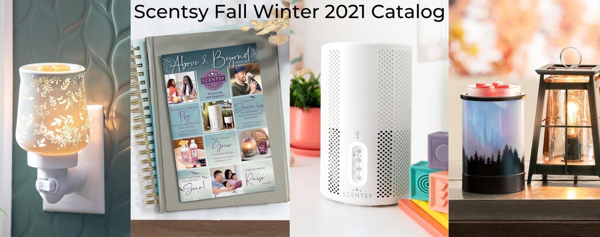 Scentsy Fall 2021 Catalog 3