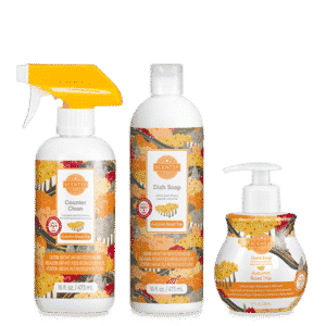 Scentsy Fall Clean Bundles 4
