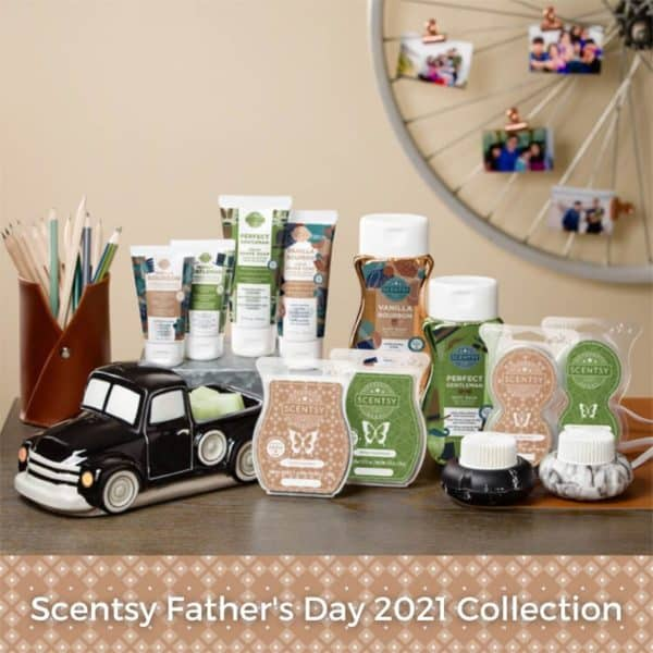 Scentsy Father's Day 2021 Collection (2) | NEW! Retro Black Truck Scentsy Warmer | Father's Day 2021 | Incandescent.Scentsy.us