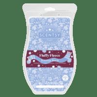 Scentsy Fluffy Fleece Brick 2021 Holiday1