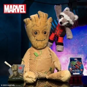 Scentsy Groot Buddy Rocket Clip | Guardians of the Galaxy Scentsy Collection - Groot Scentsy Buddy & Rocket Buddy Clip | Shop Now