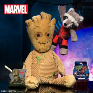 Scentsy Groot Buddy1   Guardians of the Galaxy Scentsy Collection - Groot Scentsy Buddy & Rocket Buddy Clip