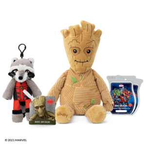 Scentsy Groot Rocket All in One Bundle1