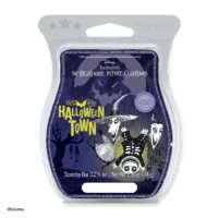 Scentsy Halloween Town Nightmare Before Christmas Bar