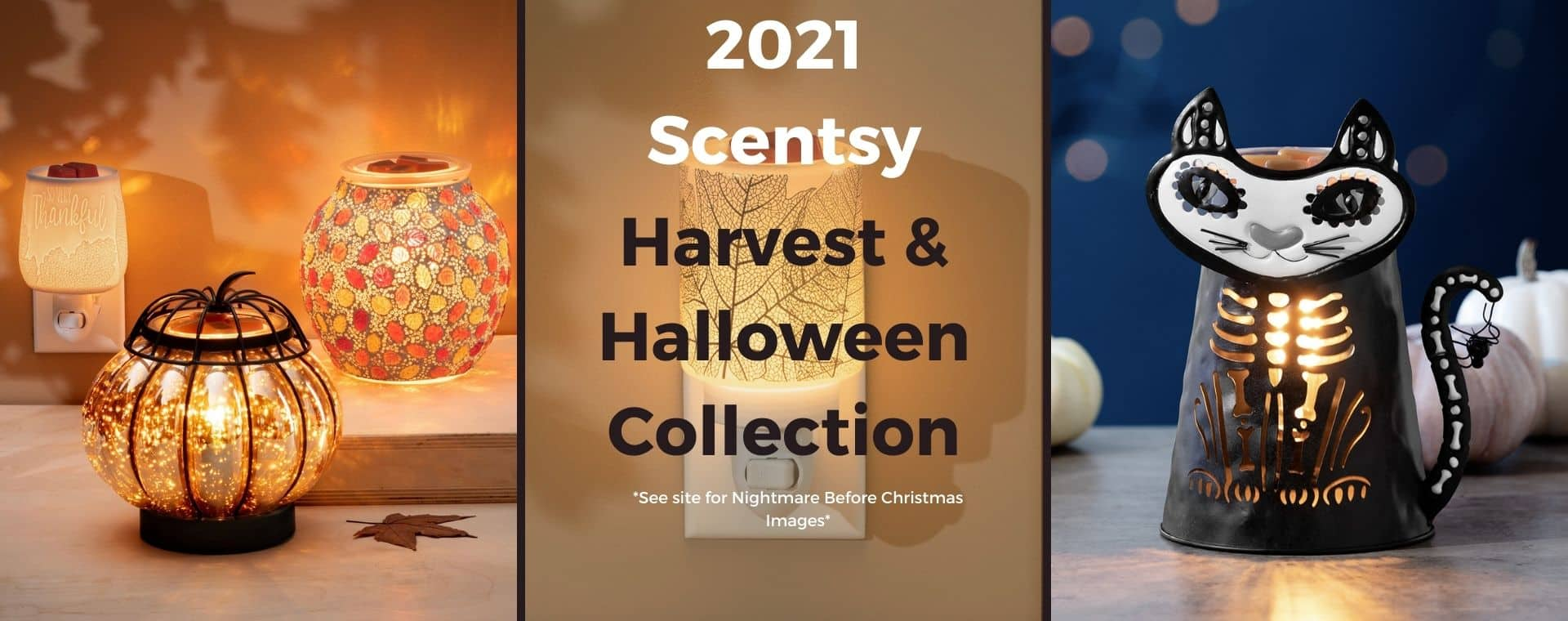 Scentsy Harvest Collection arrives 91 3 | Scentsy 2021 Harvest Halloween Collection | Shop 9/1