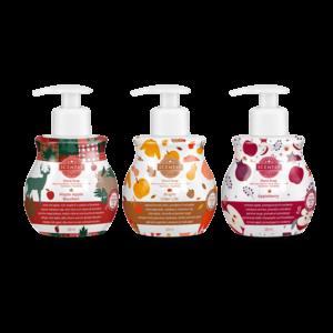 Scentsy Harvest Hand Soap Bundle