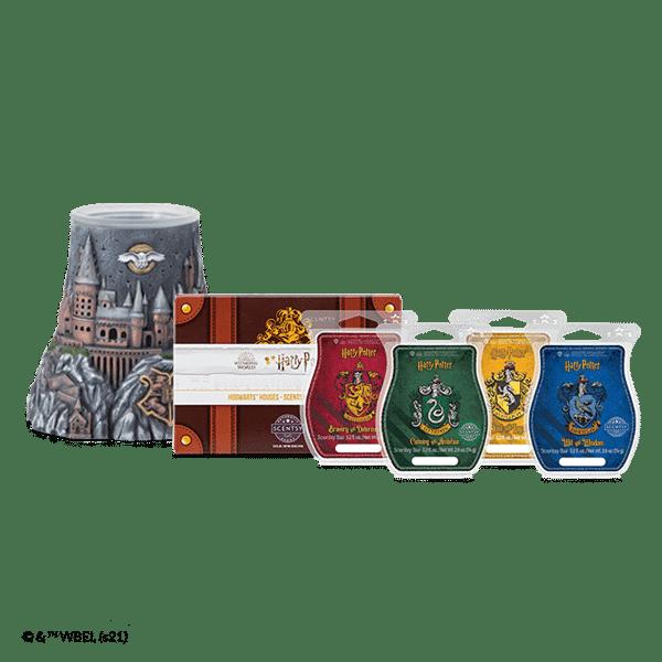 Scentsy Hogwarts Warmer Wax Collection Bundle