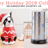 SCENTSY HOLIDAY & CHRISTMAS COLLECTION 2018