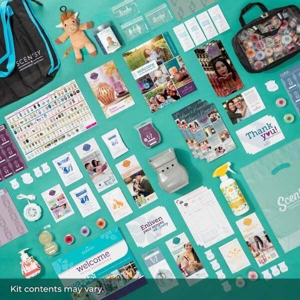 Scentsy Kit Fall 2021 1