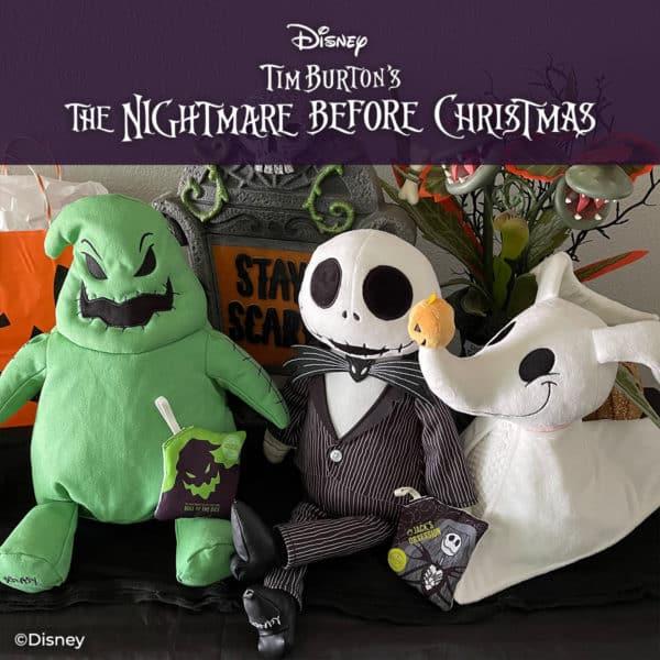 Scentsy NBC 2021 Jack Sally Oogie | Jack Skellington Scentsy Buddy | Disney Nightmare Before Christmas