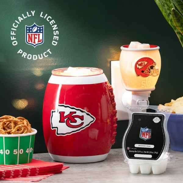 Scentsy NFL COLLECTION 1