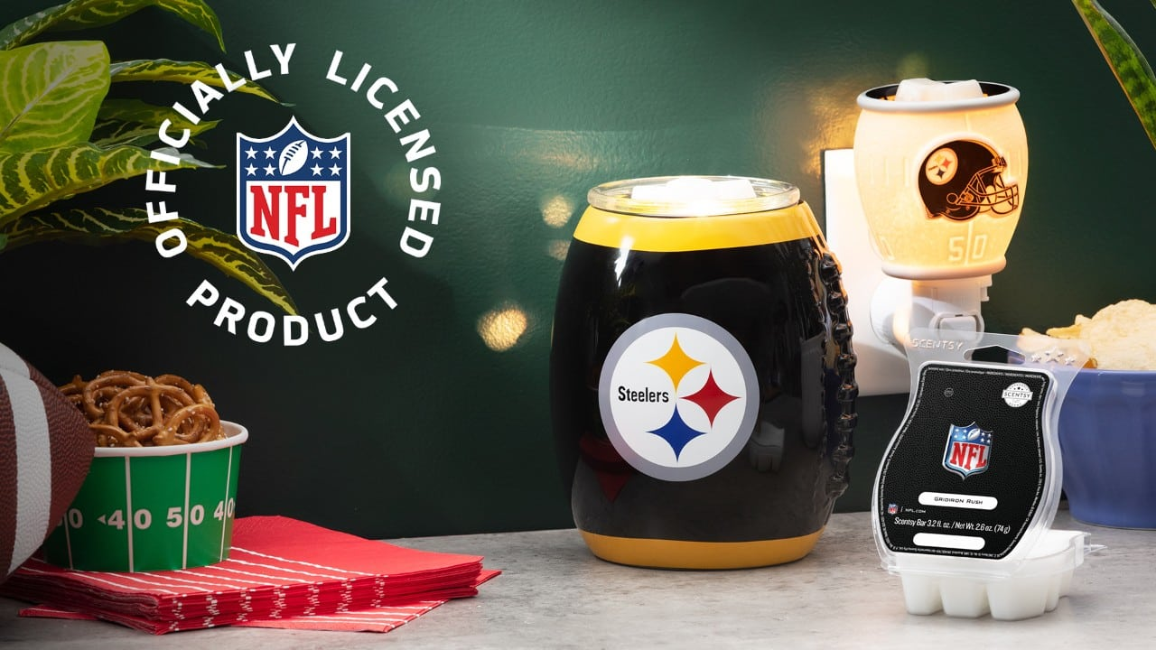 Scentsy NFL Collection Fall 2021